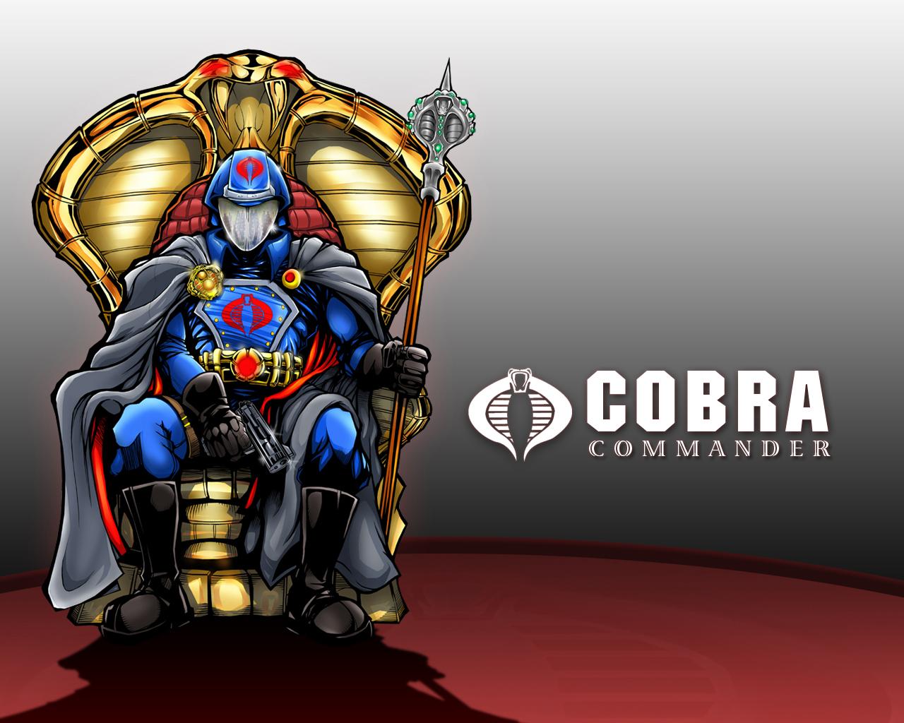 cobra commander wallpaper hd - photo #6