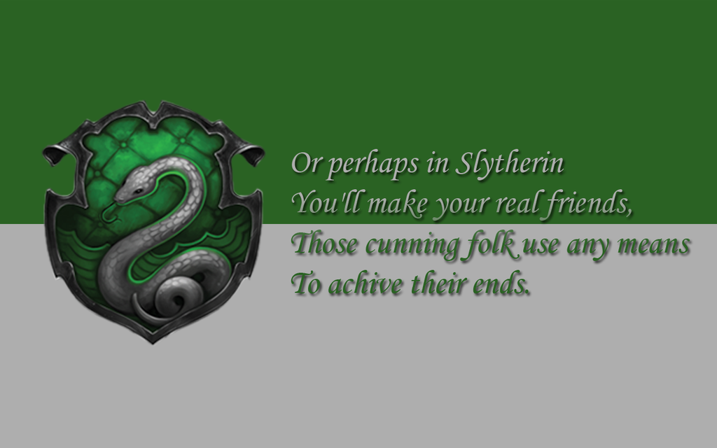 Free Download Slytherin Wallpaper By Iclethea 1024x640 For