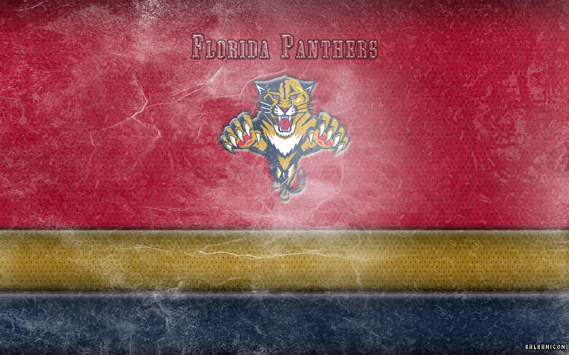 Florida Panthers wallpaper by Balkanicon 1920x1200