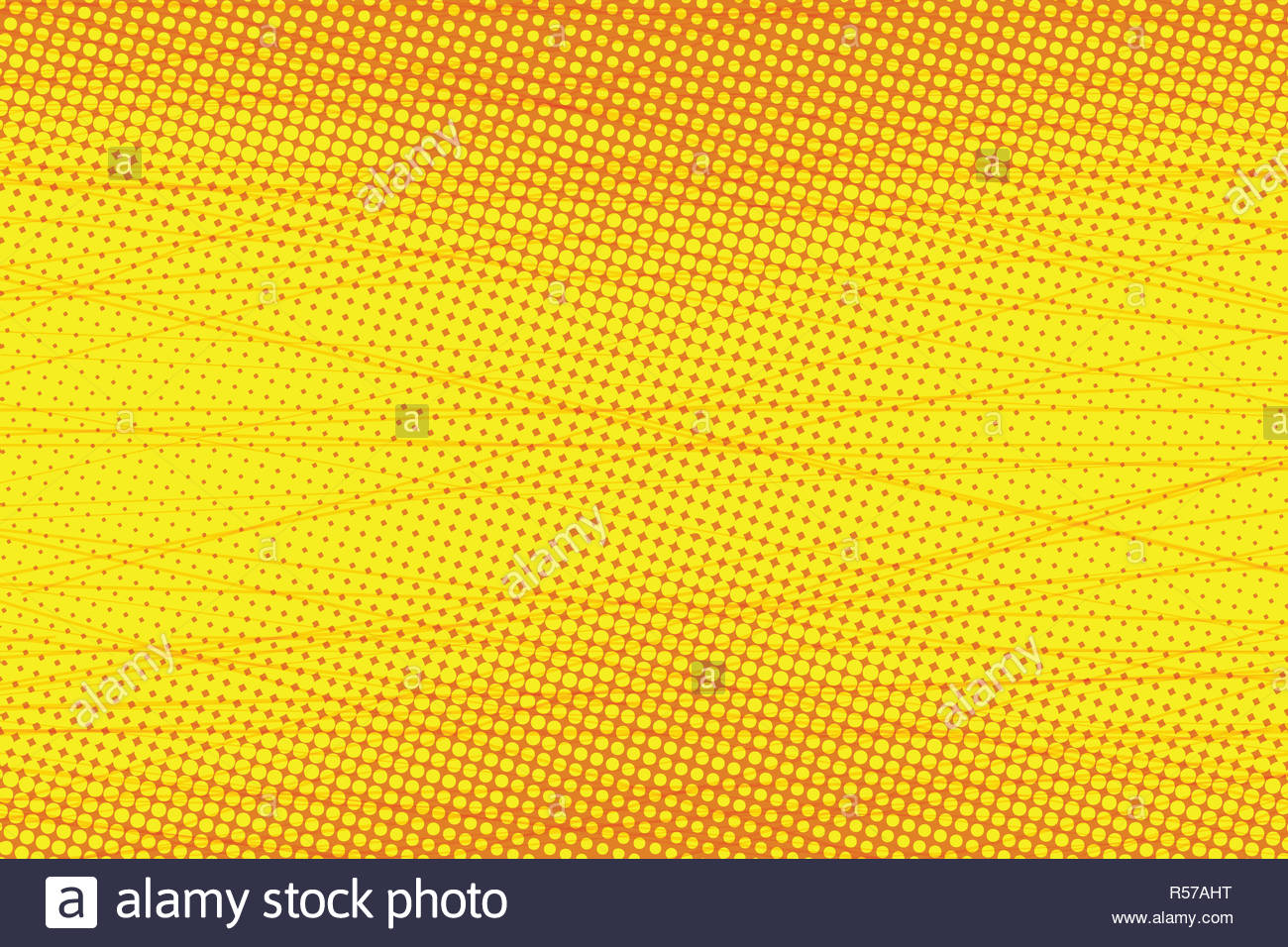 yellow Scratch touches pop art background Stock Photo 226970068 1300x956