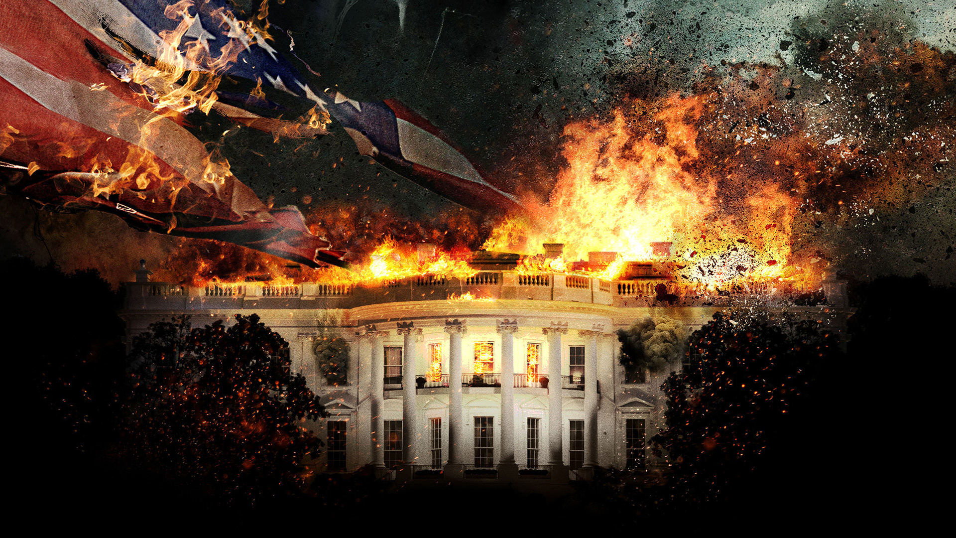 Olympus Has Fallen Wallpaper HD0 1920x1080