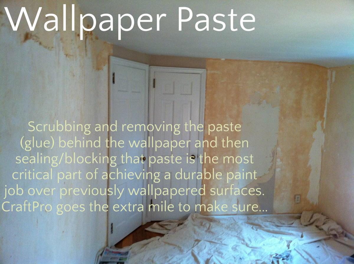 Old Plaster Walls Wallpaper