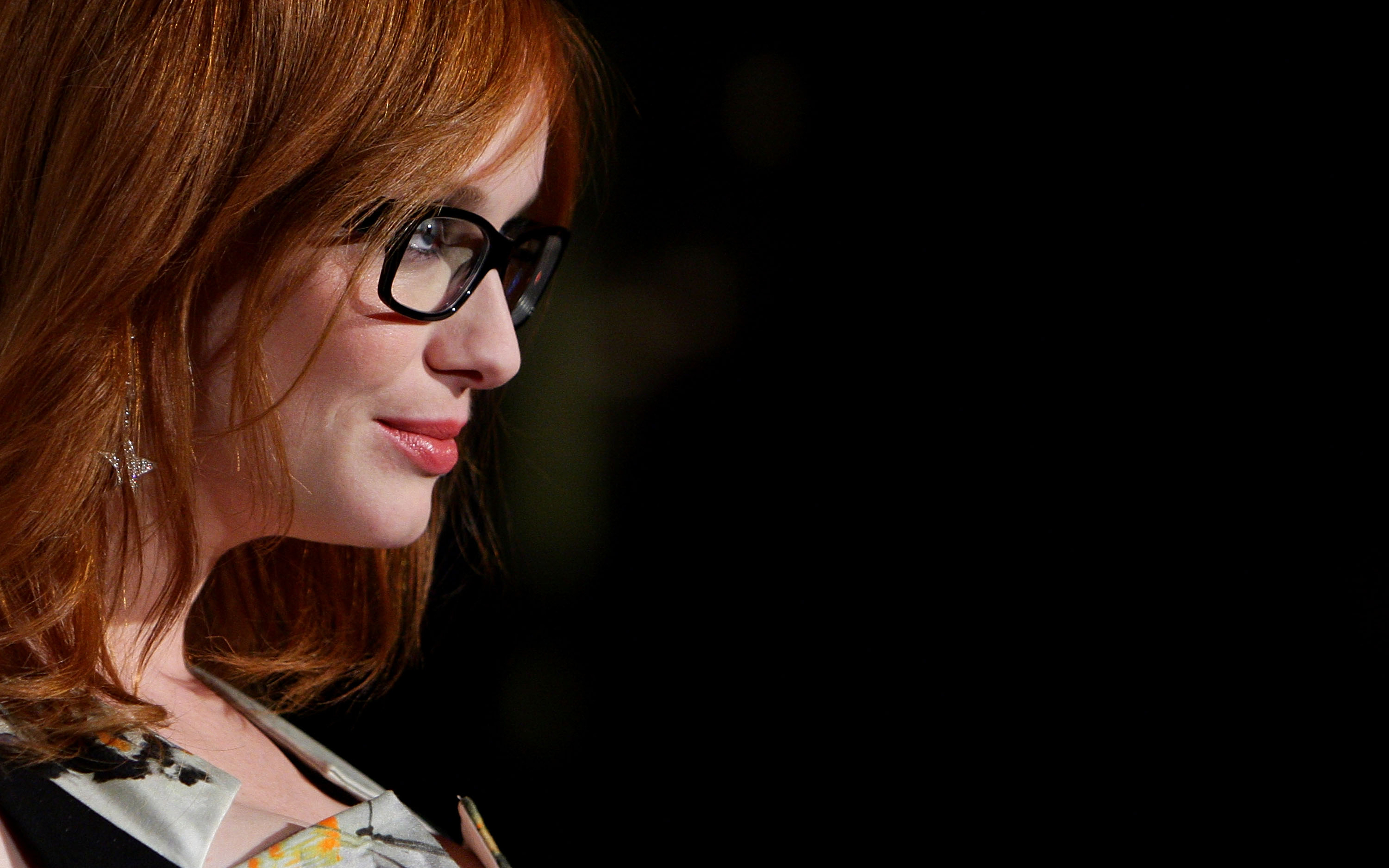 Christina Hendricks Wallpapers Pictures Images 2880x1800