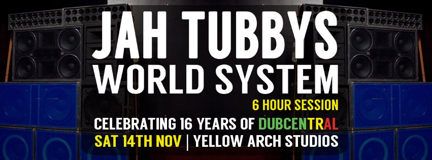 Tubbys World System Ft Gregory Fabulous at Yellow Arch Studios North 851x315