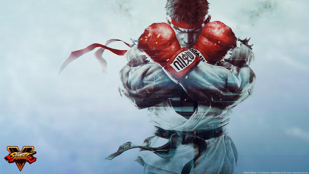 Free Download Street Fighter V Wallpaper By De Monvarela Fan Art
