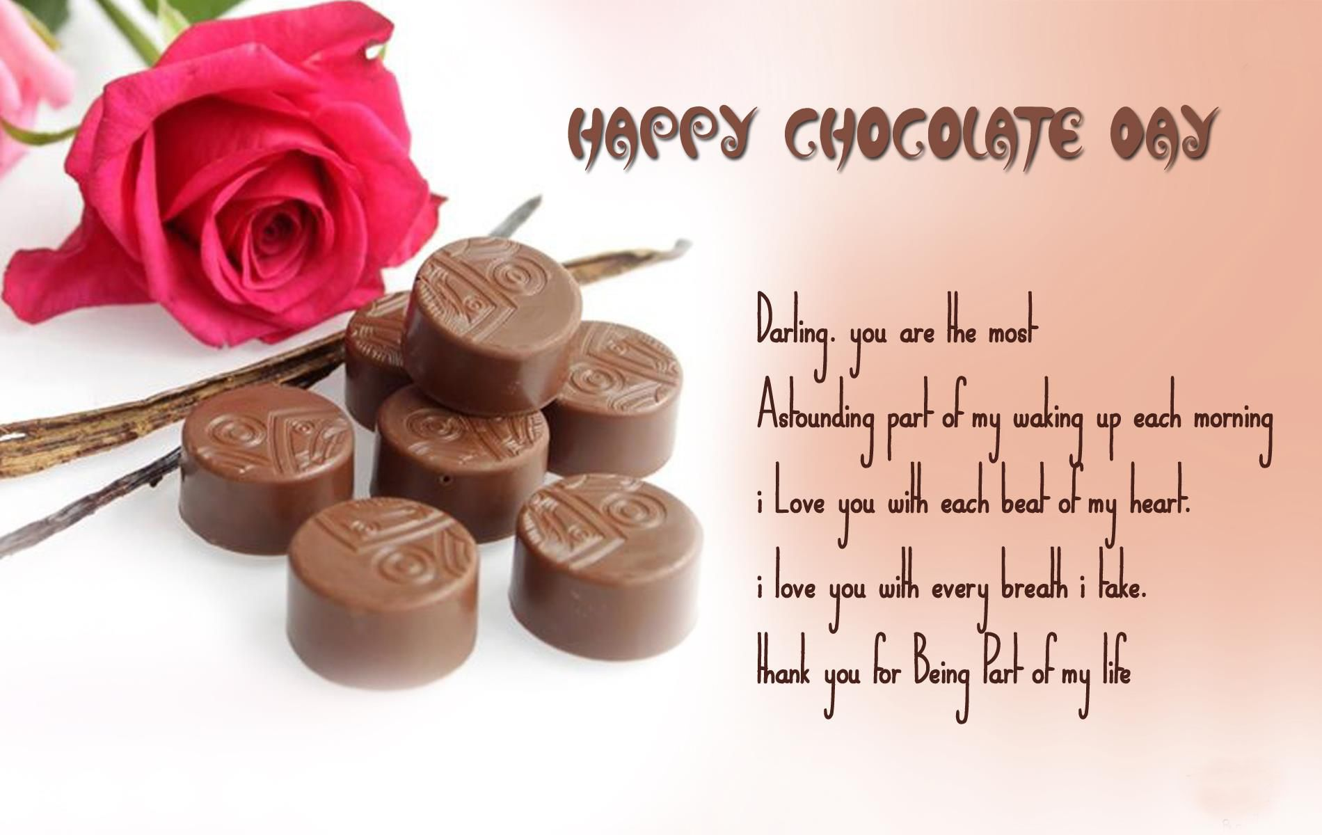 Chocolate Day Wallpapers for Mobile Desktop CGfrog 1900x1200