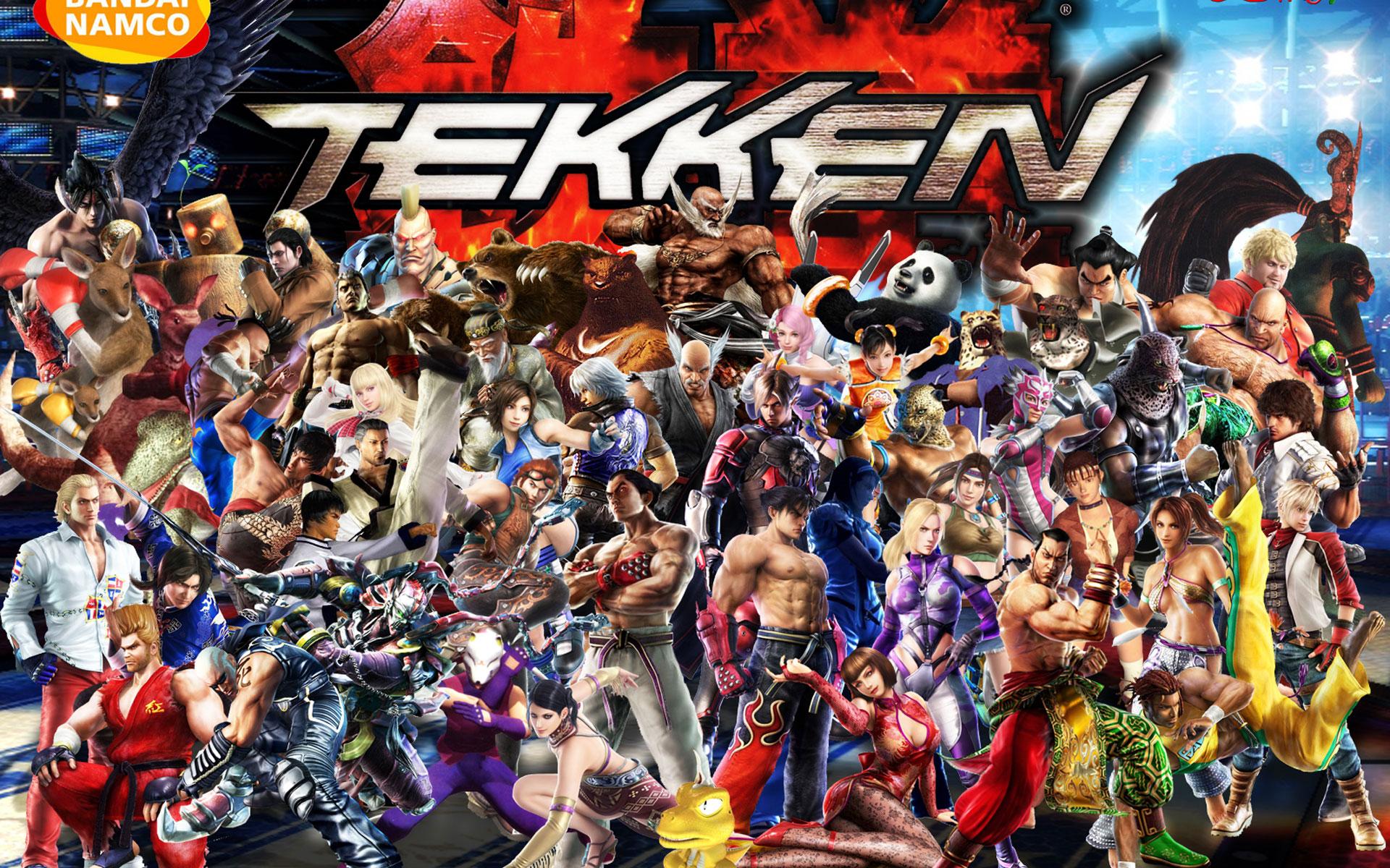 Tekken 7 Announced At EVO 2014 1920x1200