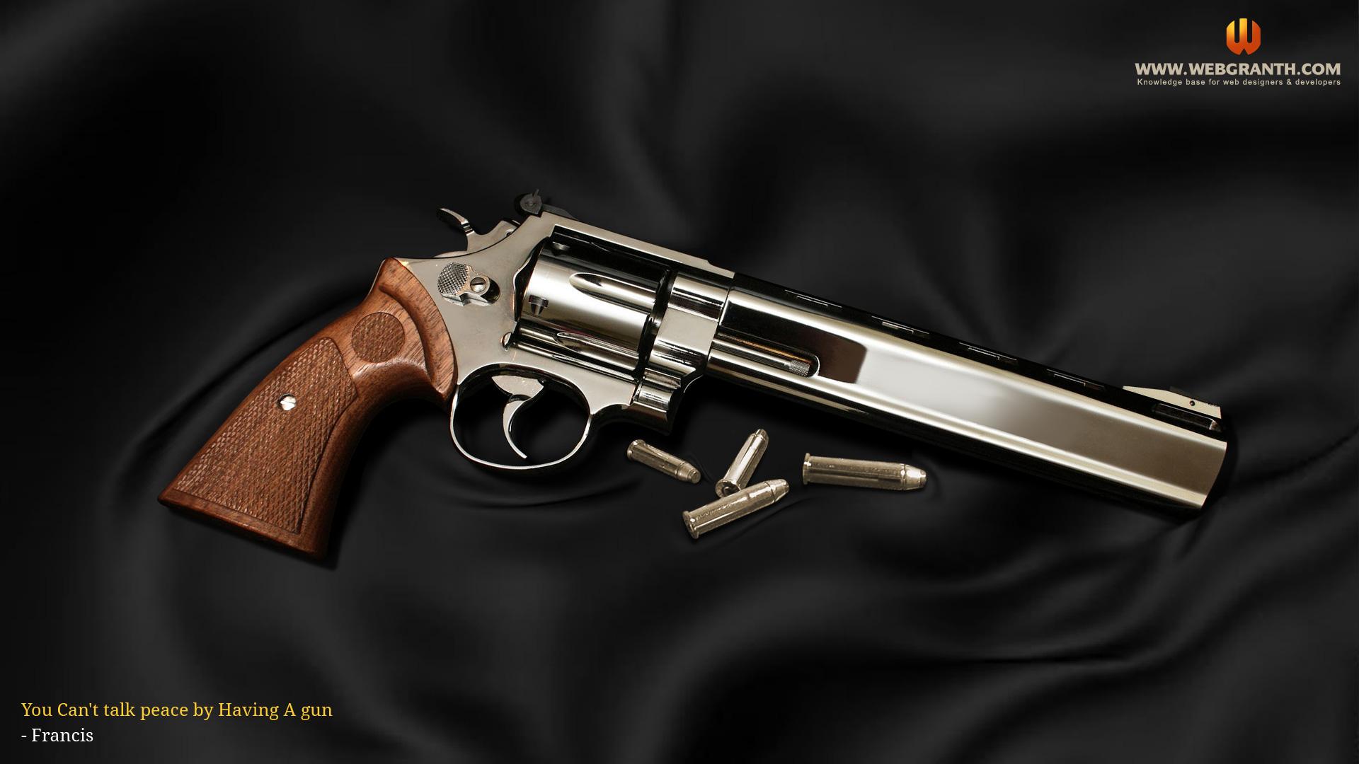 HD Guns Wallpaper: Download HD Guns & Weapons Wallpapers ...
