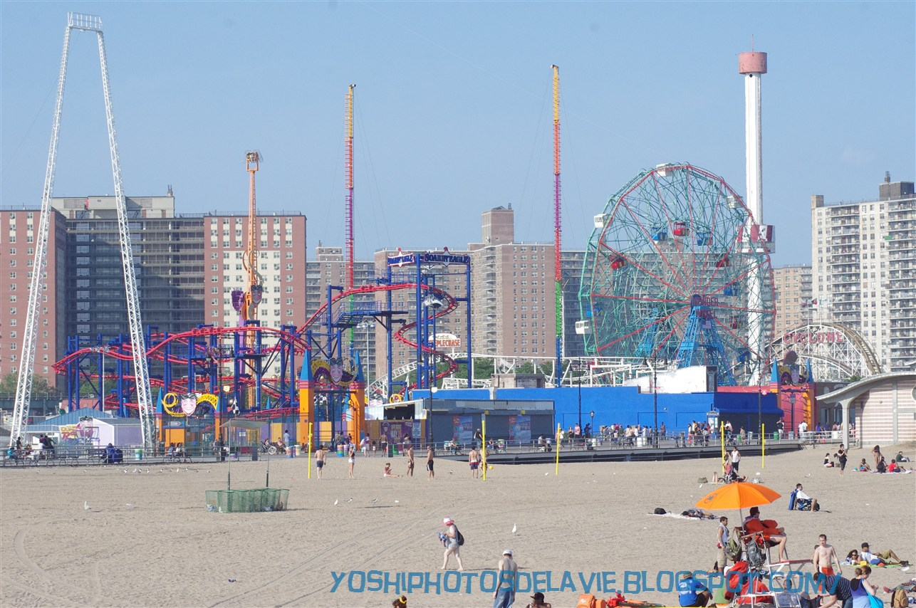 Coney Island Brooklyn New York 3pics 1286x854