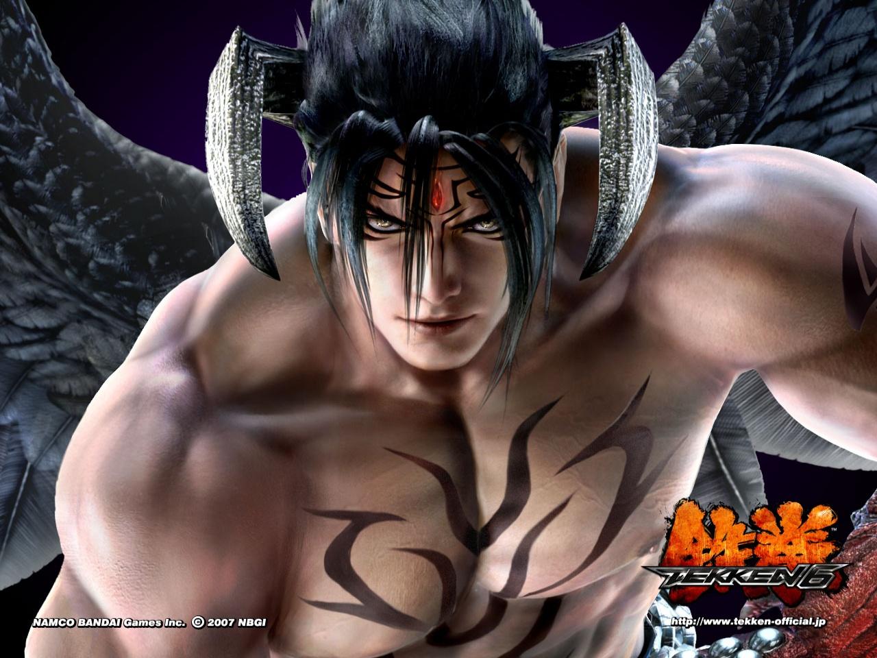 Devil Jin Tekken 6 Wallpapers HD Wallpapers 1280x960