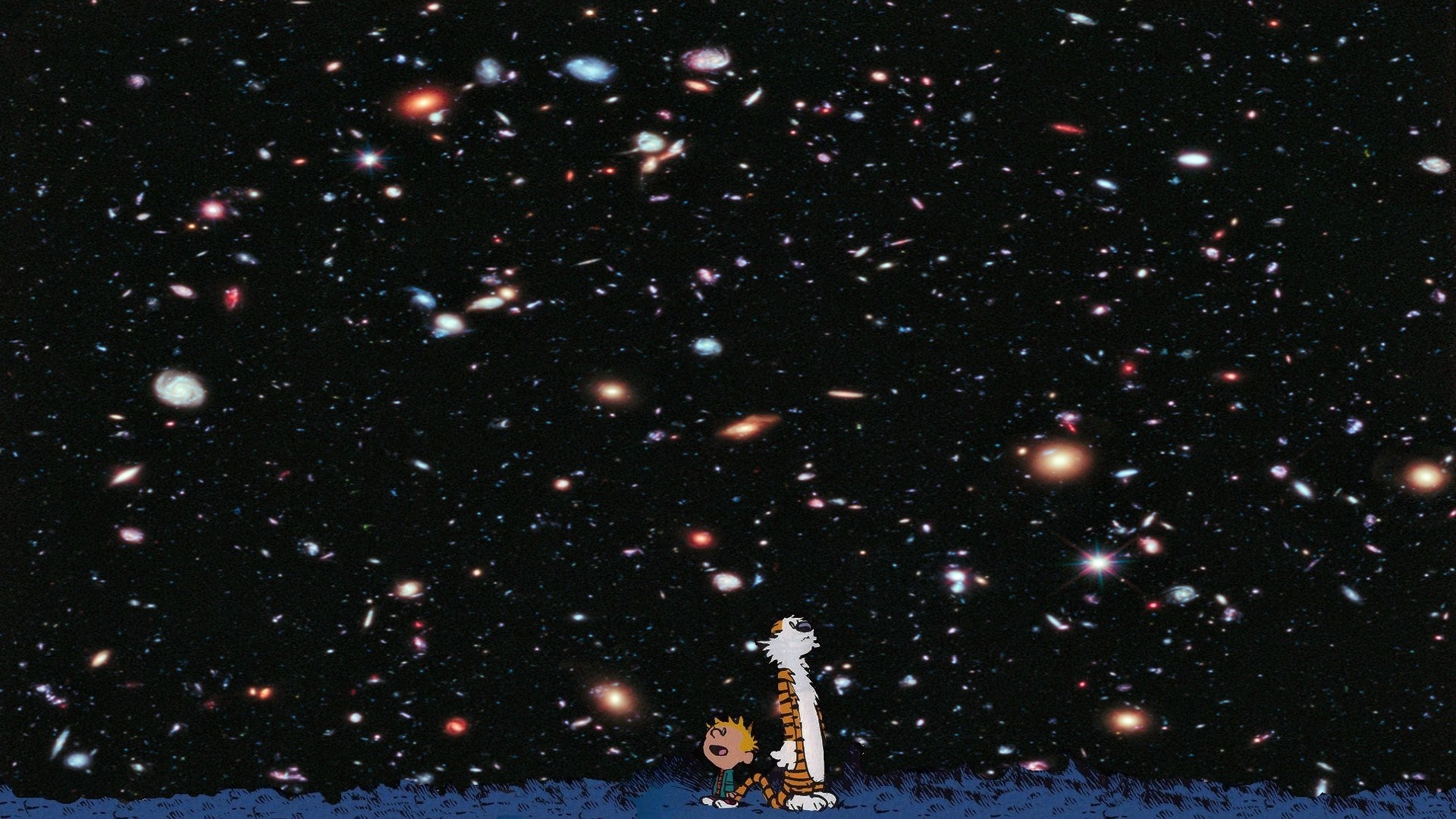 best hubble deep field - photo #19