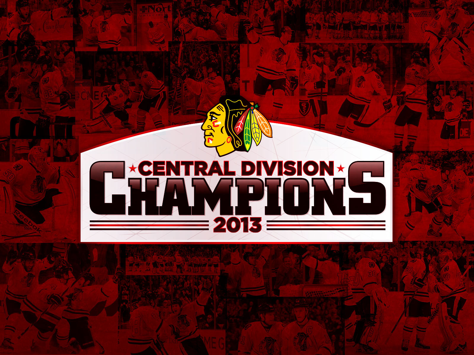 Desktop Wallpaper   Chicago Blackhawks   Fan Zone 1600x1200