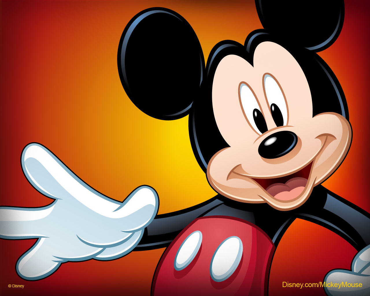 Mickey Mouse Image HD Wallpaper 1204 Wallpaper computer best 1280x1024