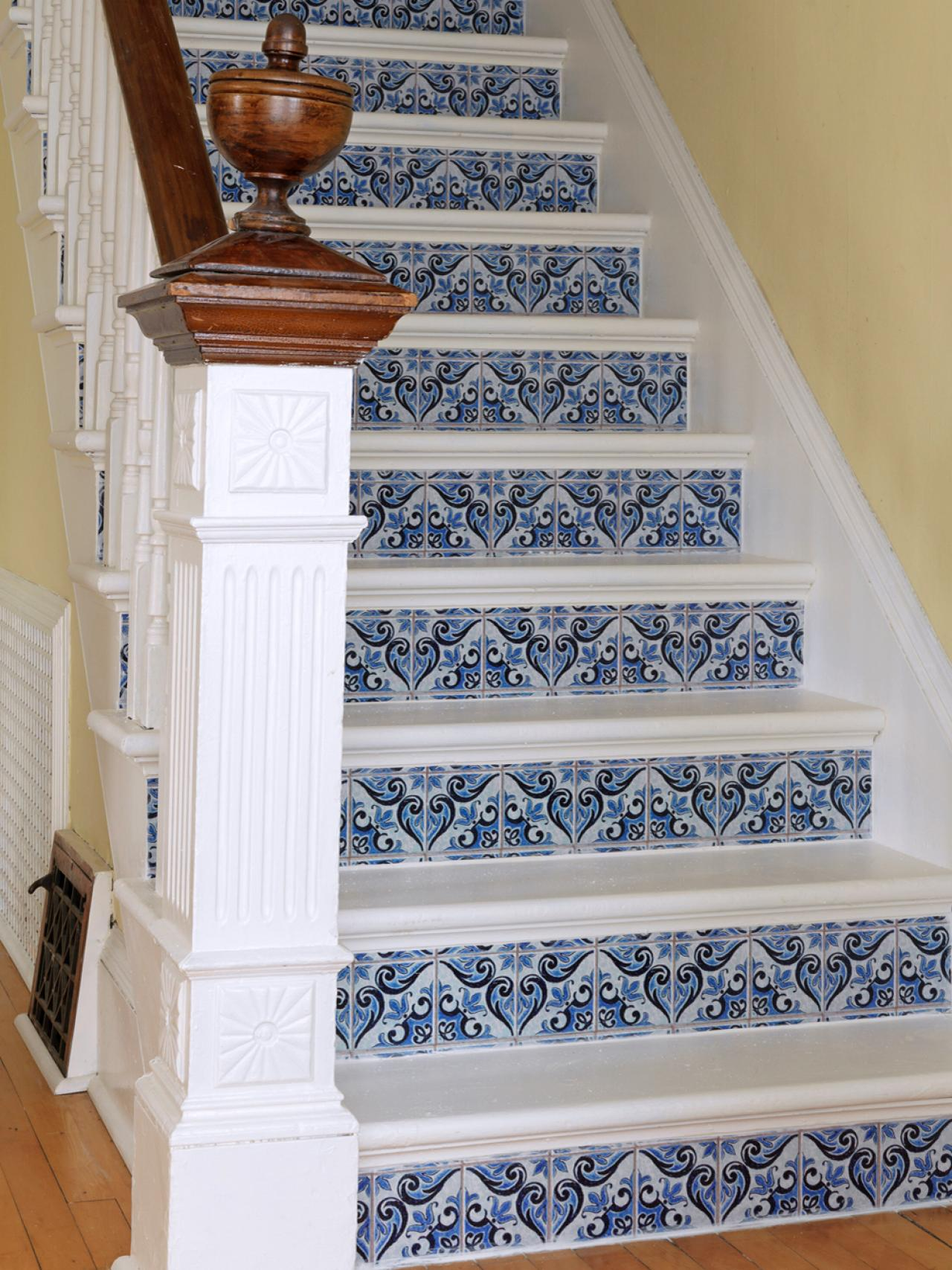 Staircase Makeover how tos DIY 1280x1707