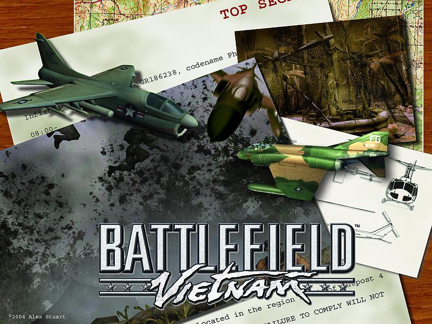 Battlefield Vietnam Wallpaper 5   Battlefield Informer Gallery 850x638
