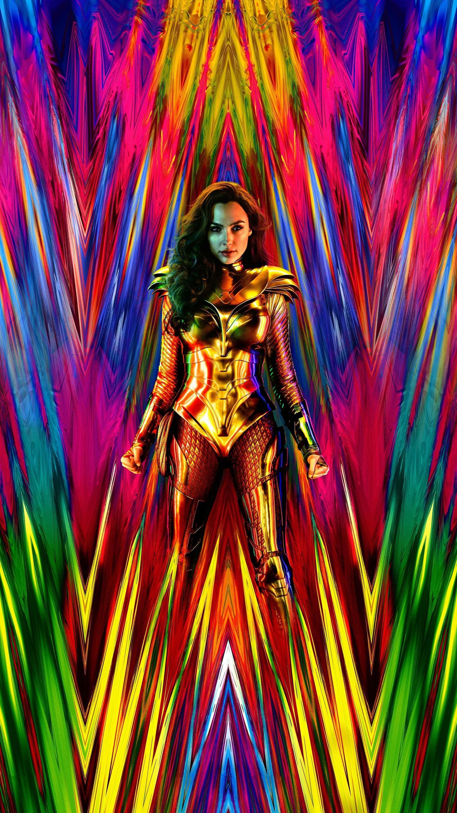 Wonder Woman 1984 2020 Phone Wallpaper Moviemania 1536x2732