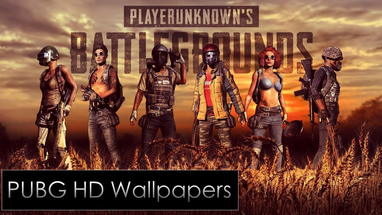 PUBG Mobile Gameplay HD Wallpapers 2018 Desktop Backgrounds 1280x720