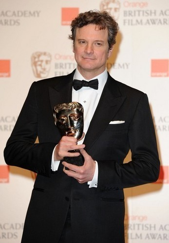 Colin Firth in Bafta awards 2011 and 347x500