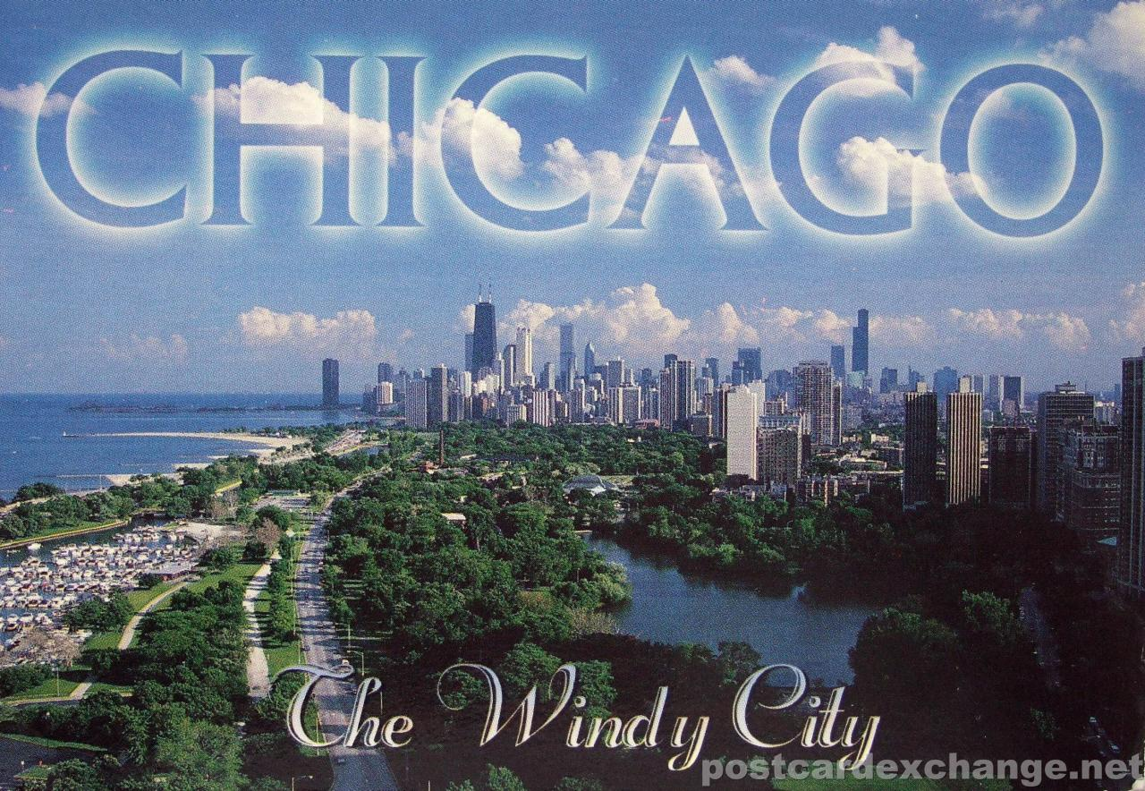 chicago windy city wallpapers - photo #9