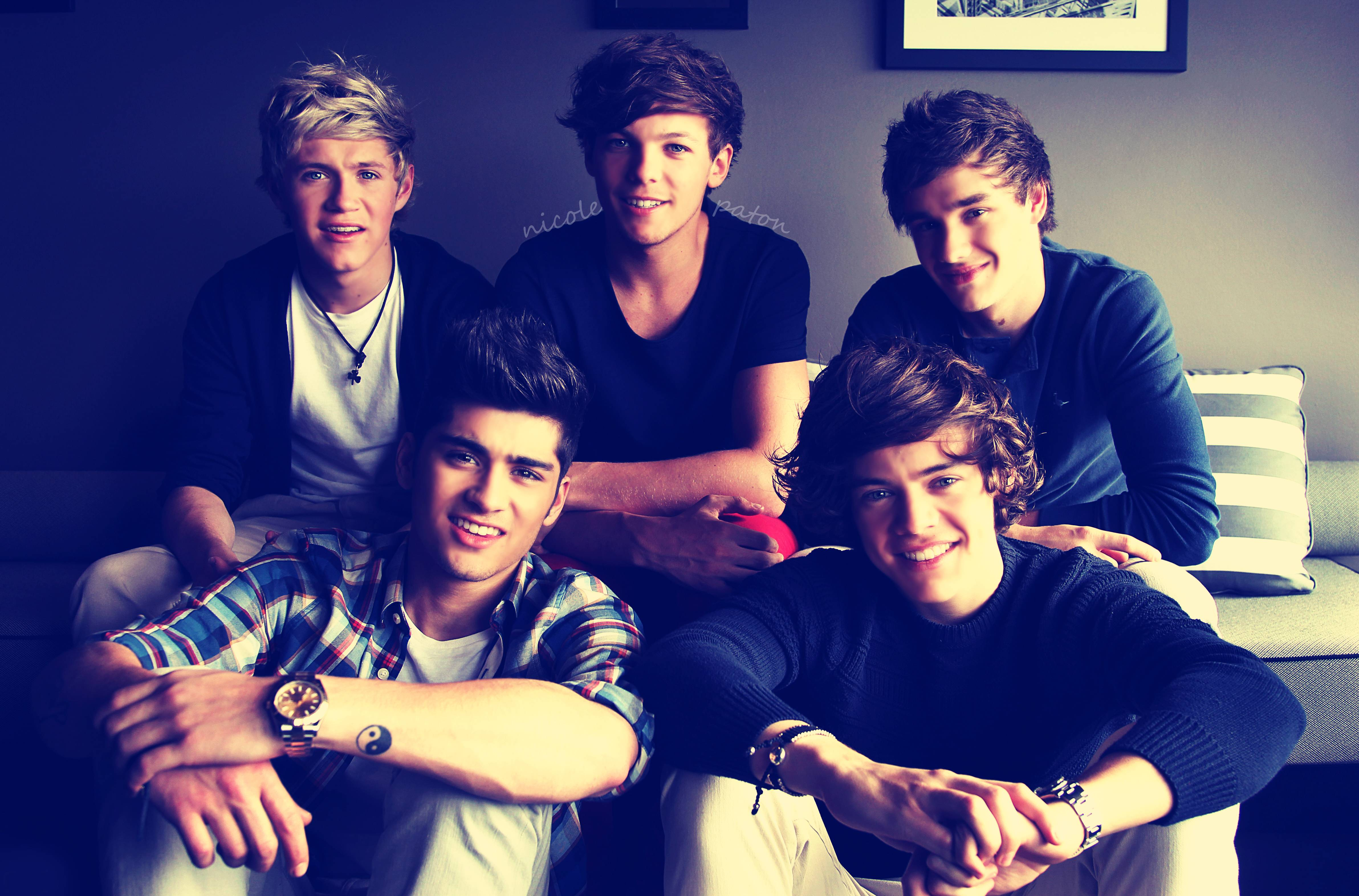 One Direction Backgrounds 4768x3144