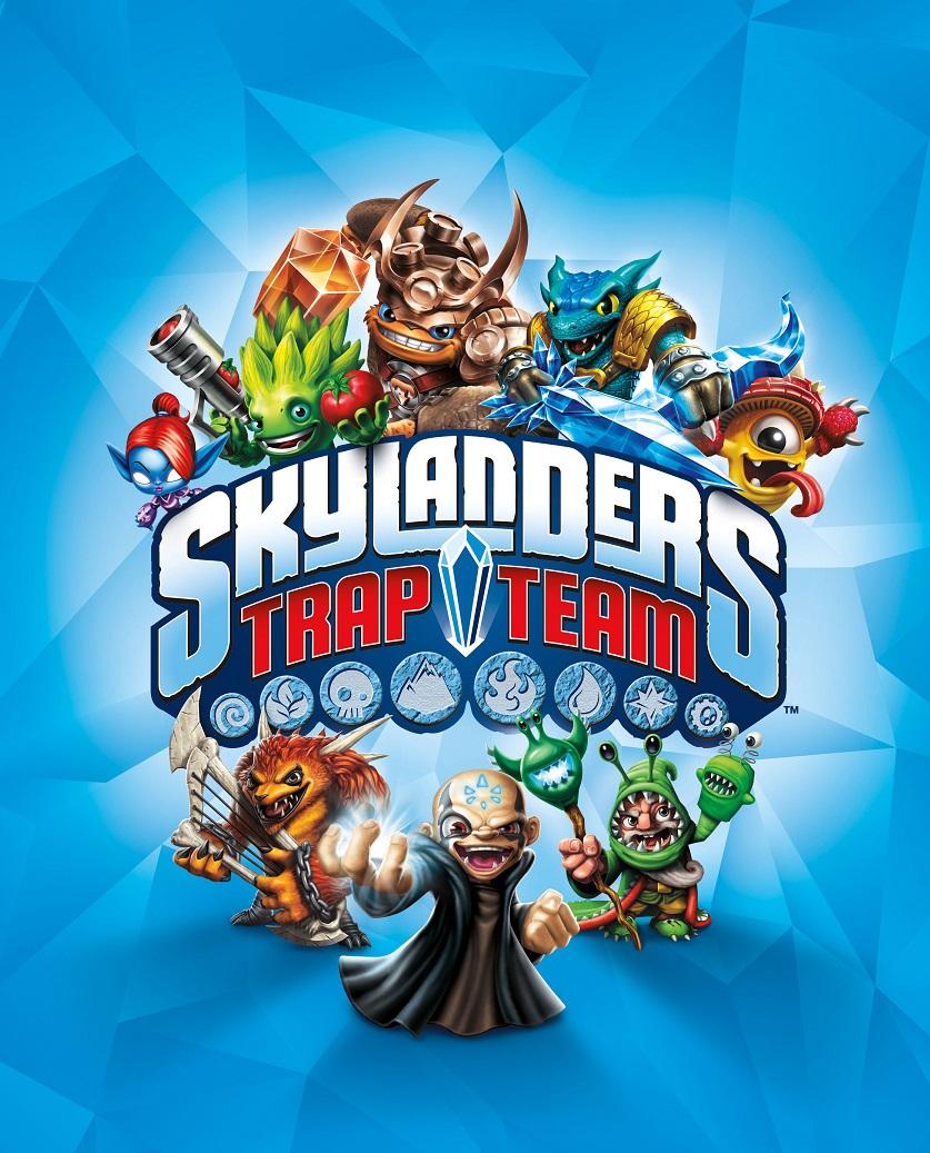 49+] Skylanders Trap Team Wallpaper on