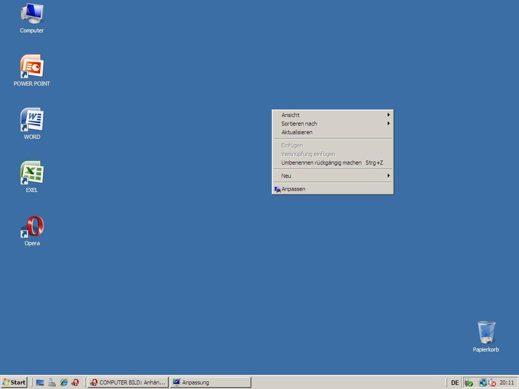 Pin Windows Server 2008 Robot Ad Wallpaper 008 1440x900 Technology on 1024x768