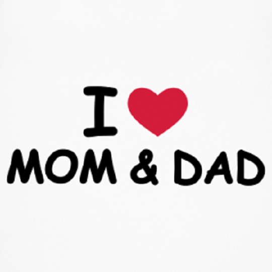 Love You Mom and Dad Wallpaper of Parents Day Coloring Pages 540x540