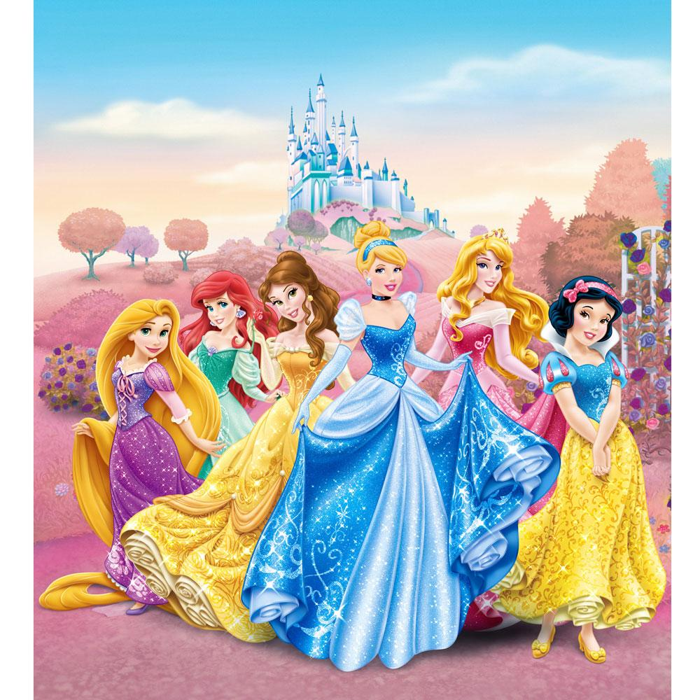 New princess wallpaper wallpapersafari - Posters gigantes para pared ...