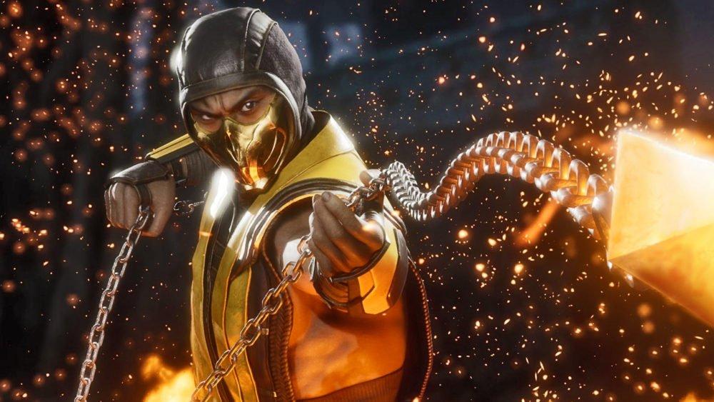 10 4K Mortal Kombat 11 Wallpapers You Need to Make Your Desktop 1000x563