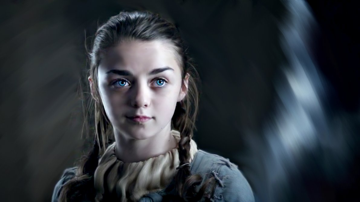 arya stark game of thrones wallpapers game of thrones 1191x670