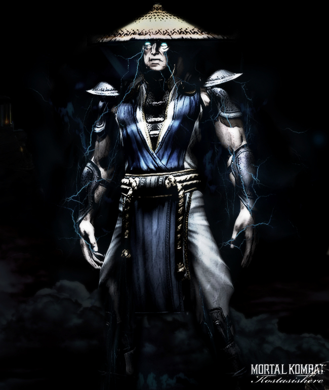 Mortal Kombat Raiden W...