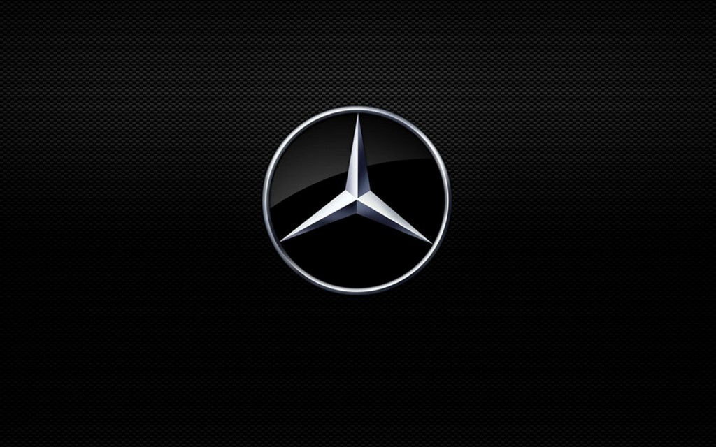 Mercedes Benz Logo Wallpapers Pictures Images 1024x640