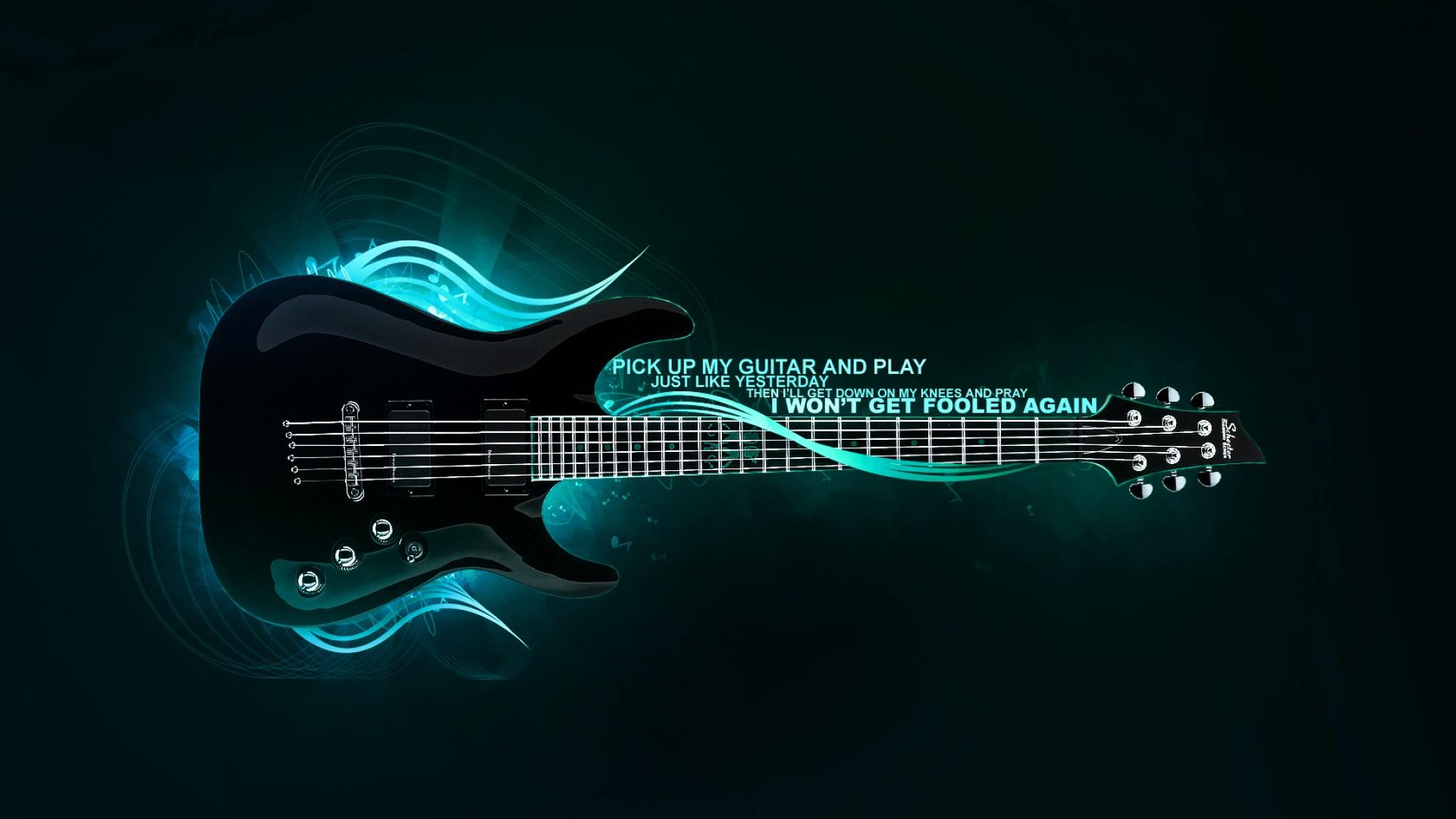 guitar wallpaper hd wallpapersafari