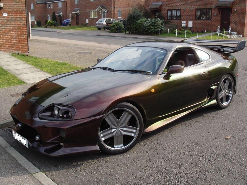 Custom Toyota Supra Photos   Album Number 2659 800x600
