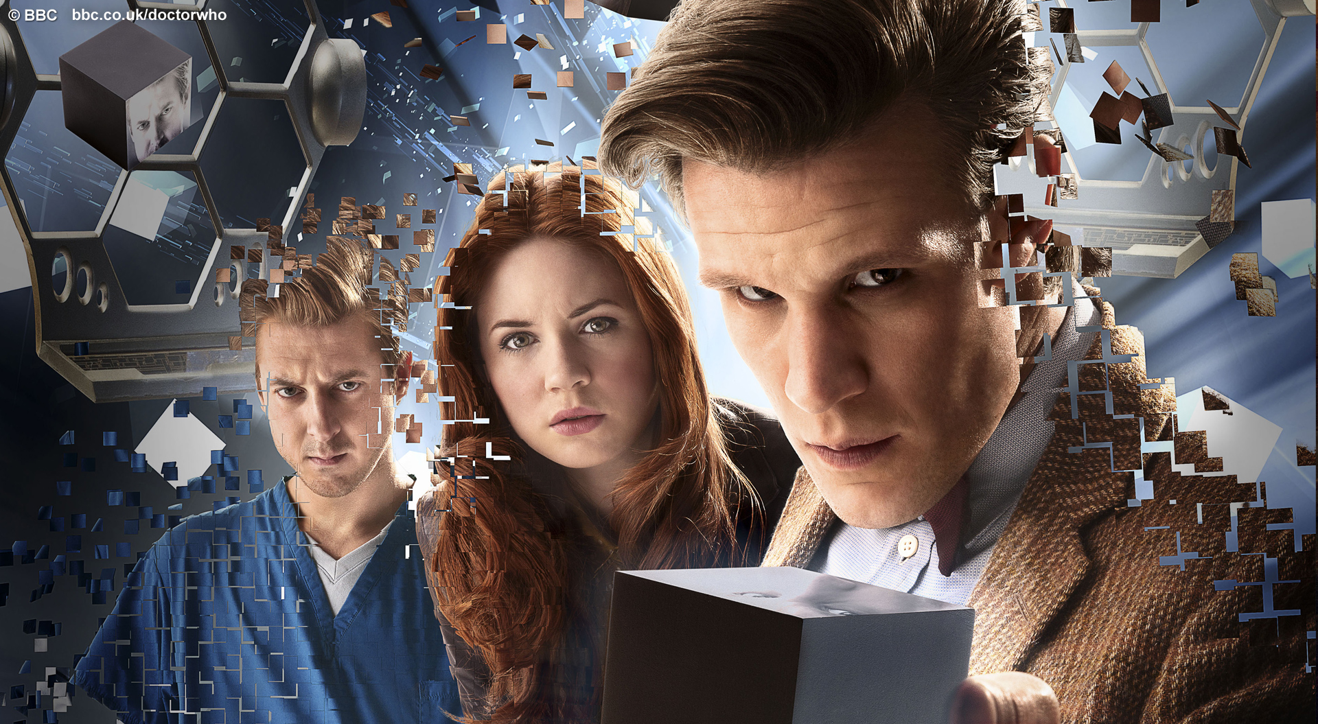 BBC Latest News   Doctor Who   The Power of Three Wallpapers 1920x1055