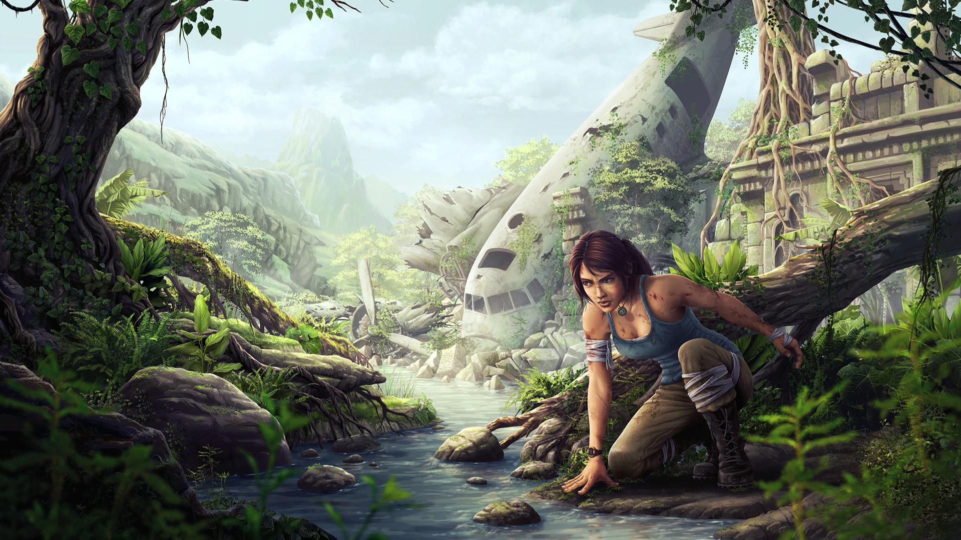 Tomb Raider Wallpaper in 1920x1080 1920x1080