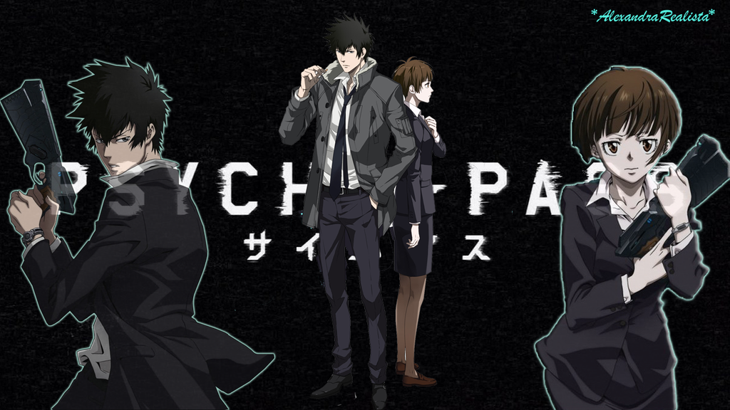 Psycho Pass Wallpaper Wallpapersafari