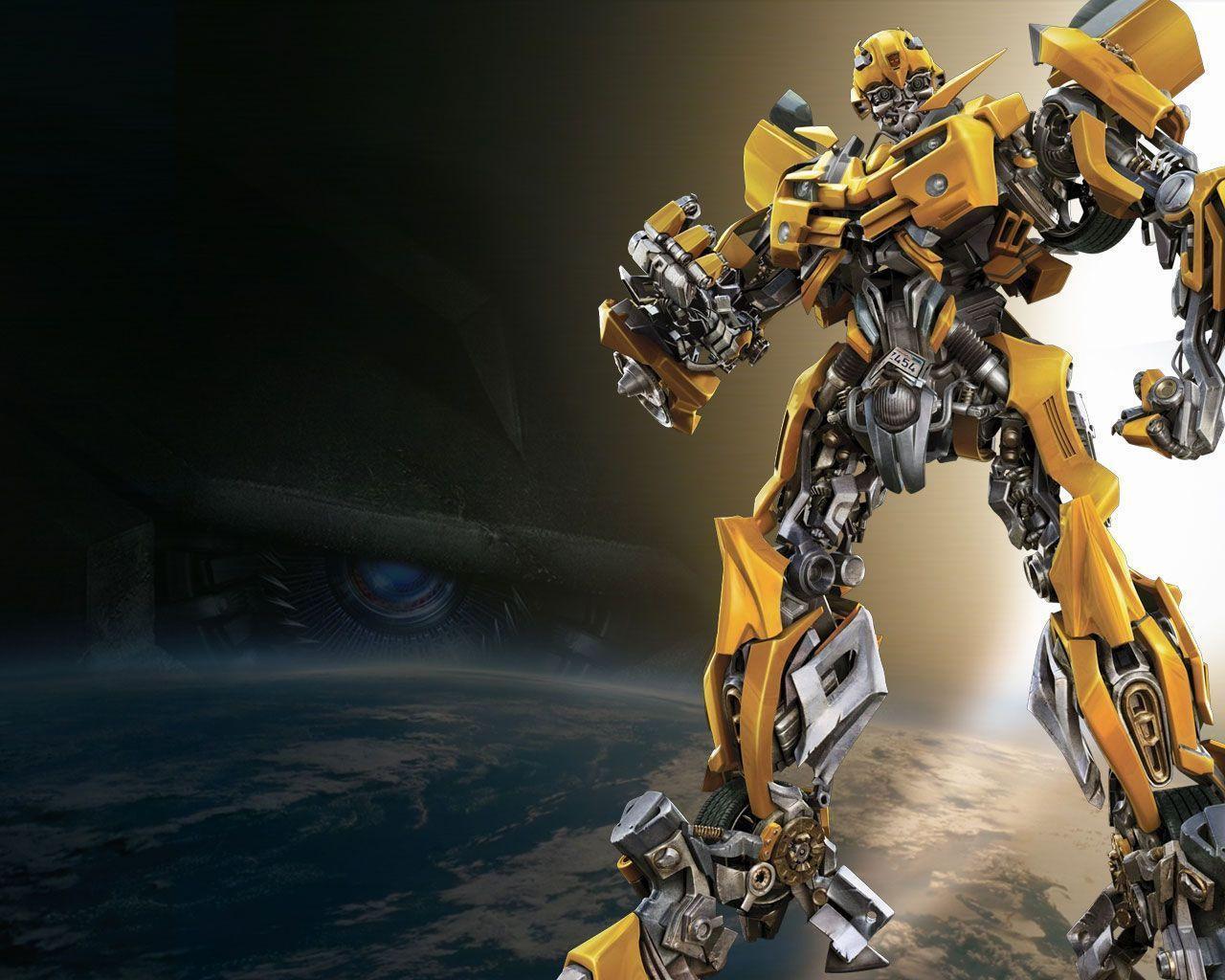 Transformers 2 Bumblebee Wallpapers 1280x1024