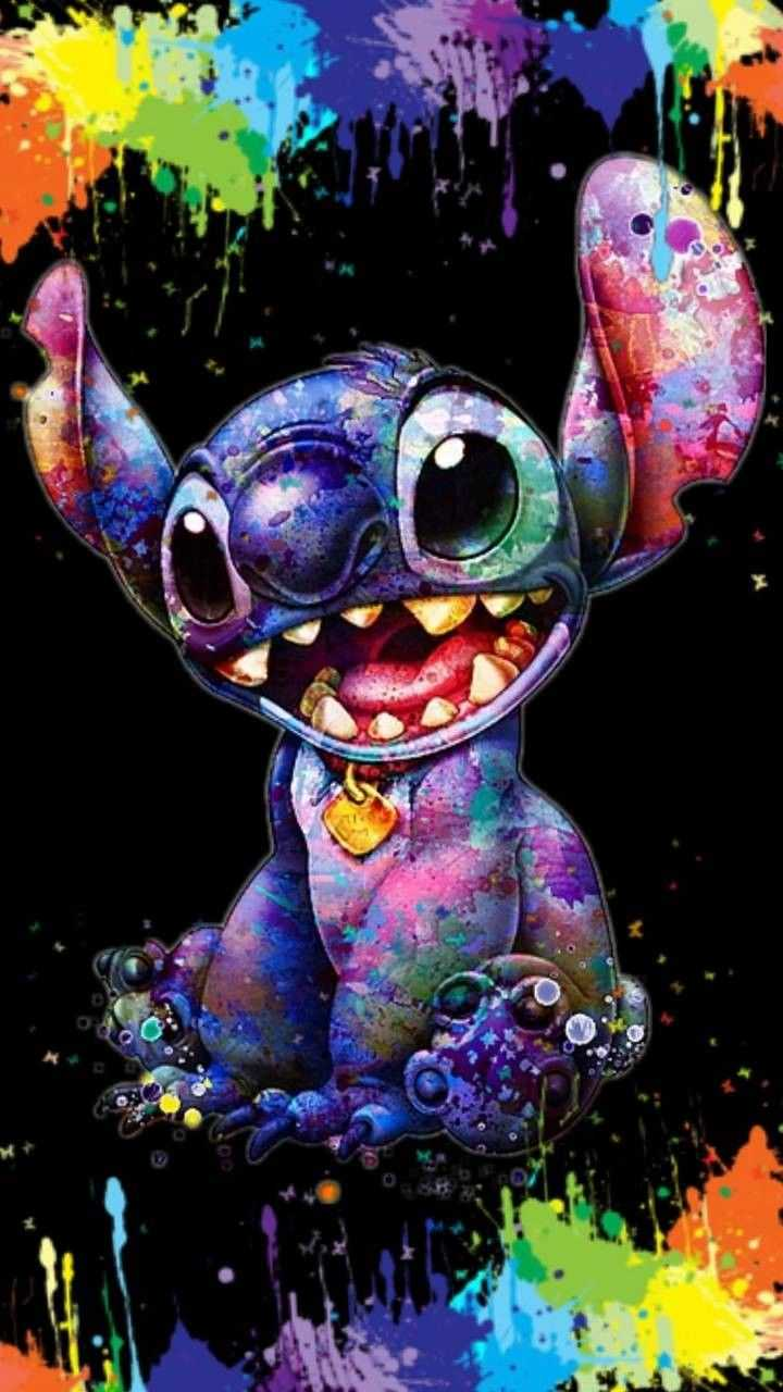 Stitch Wallpaper   NawPic 720x1280