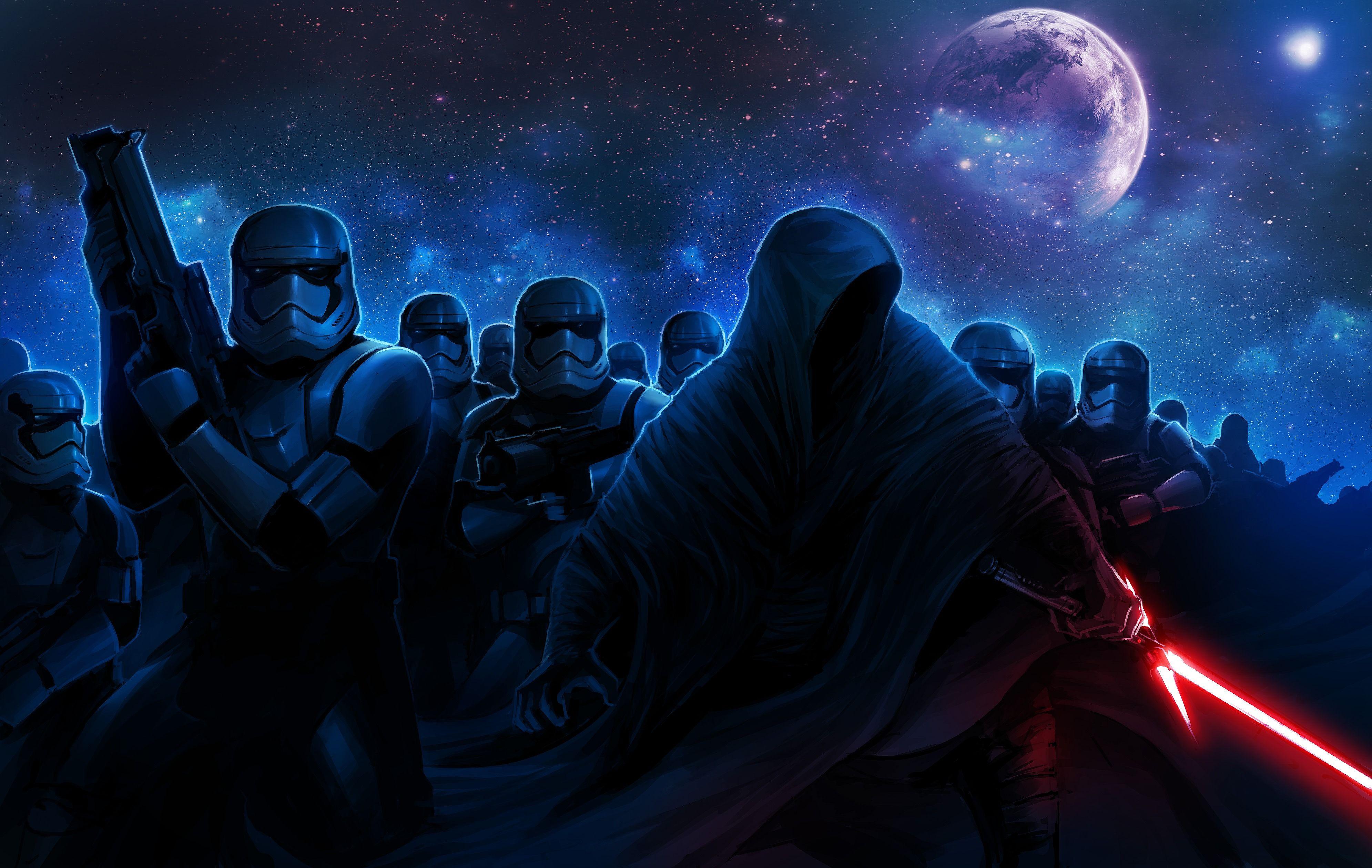 Kylo Rens Sith Secret In Star Wars Episode 7 No Midi Chlorians 3981x2520