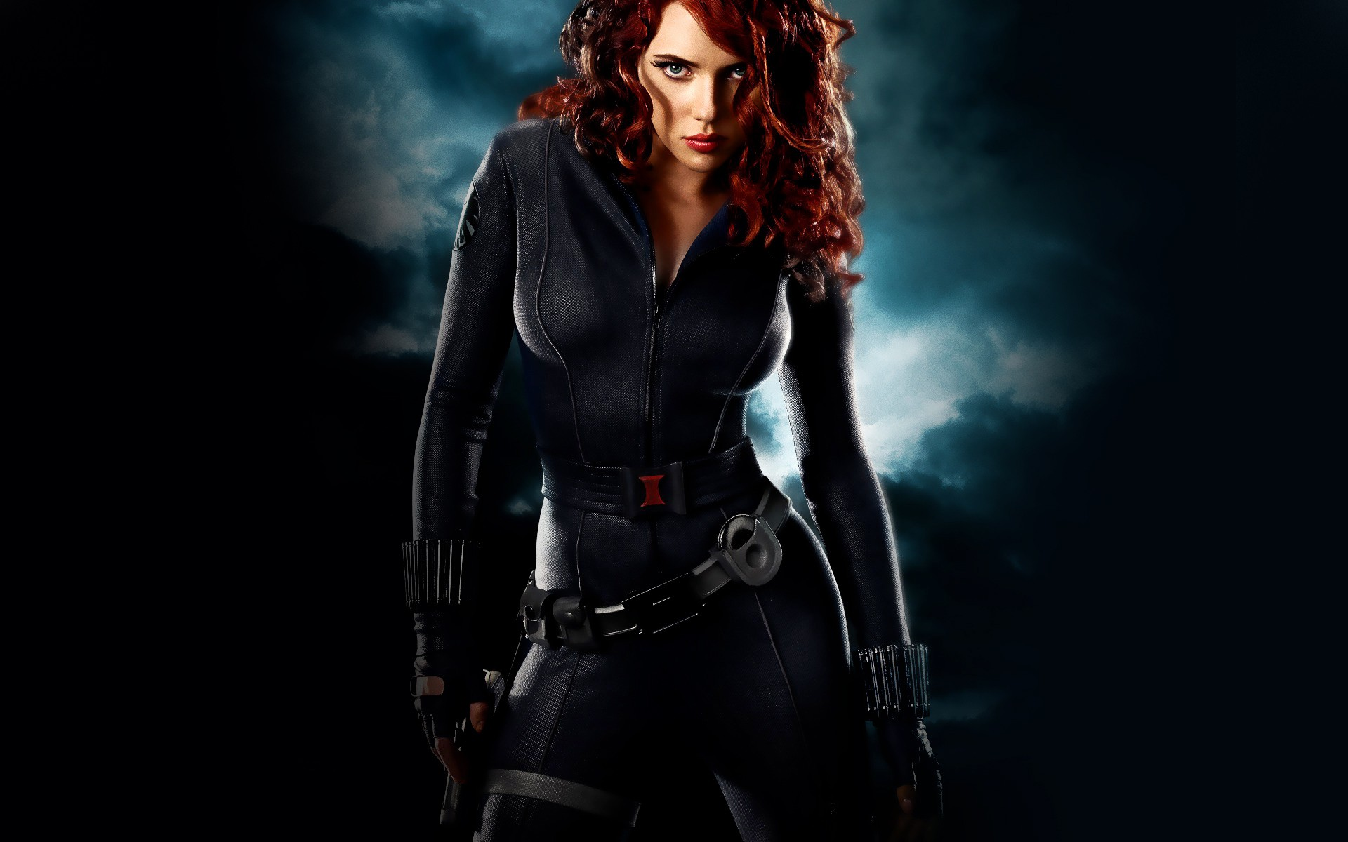 First Look at Black Widow in Captain America Civil War   Gamers 1920x1200