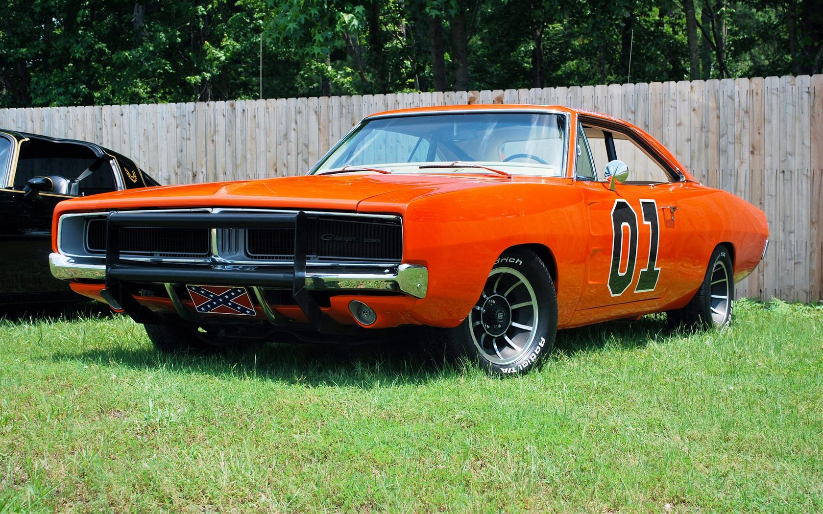 4x4 general lee 69 charger rt Car Pictures 1680x1050