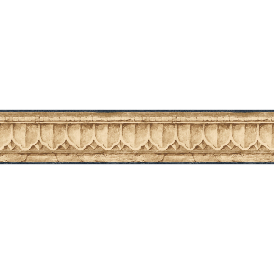 Sunworthy 4 Crown Molding Prepasted Wallpaper Border at Lowescom 900x900