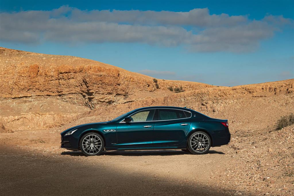 2019 Maserati Quattroporte Royale News and Information 1024x683