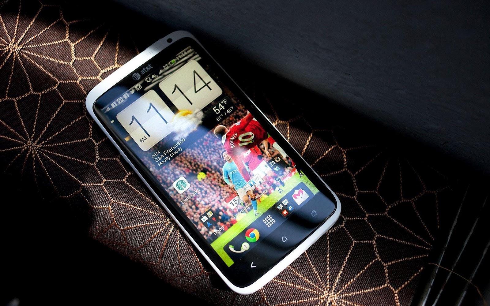 Free Download Mobiele Telefoon De Htc One X Wallpaper