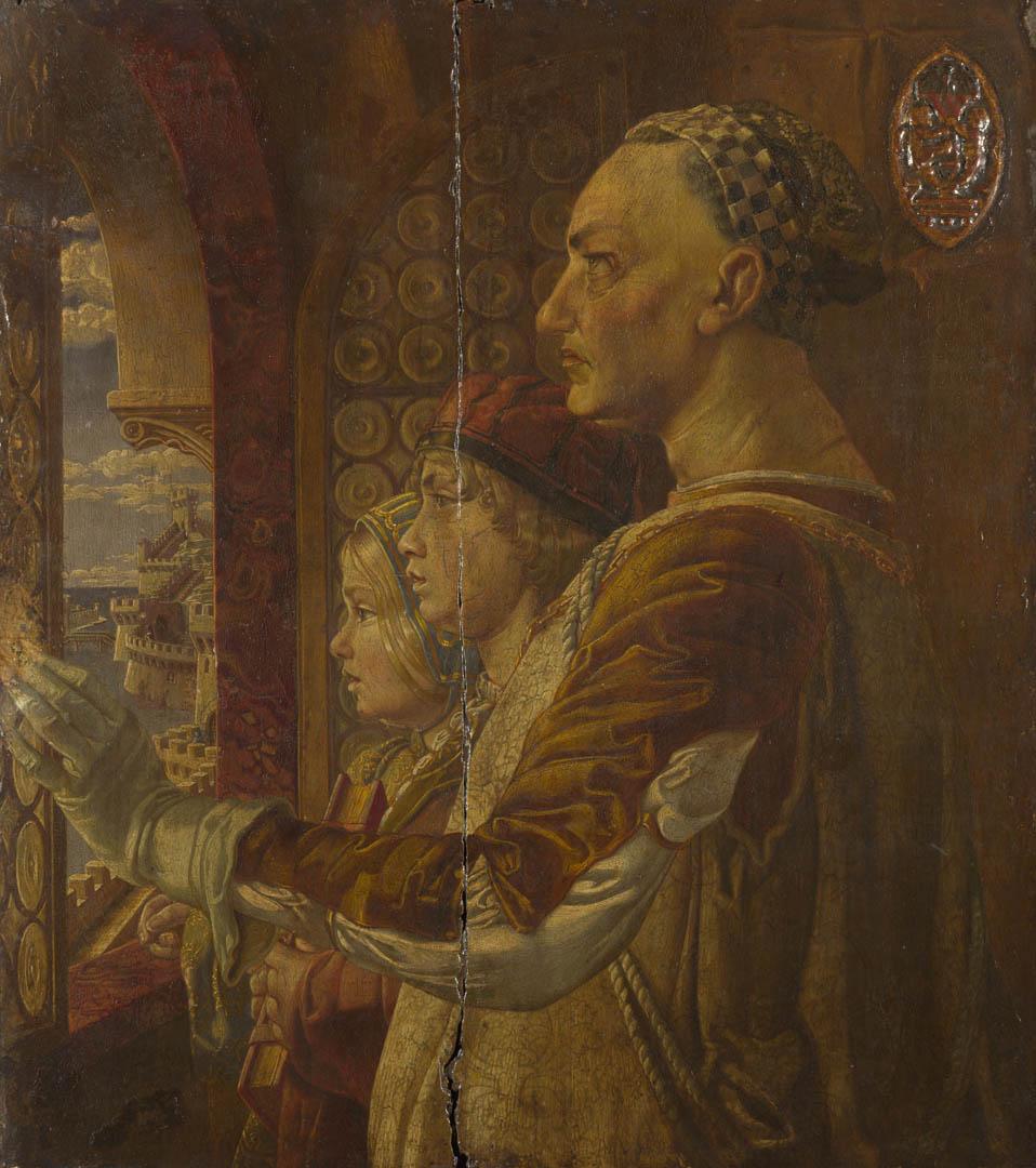 Italian Renaissance Wallpaper 958x1080