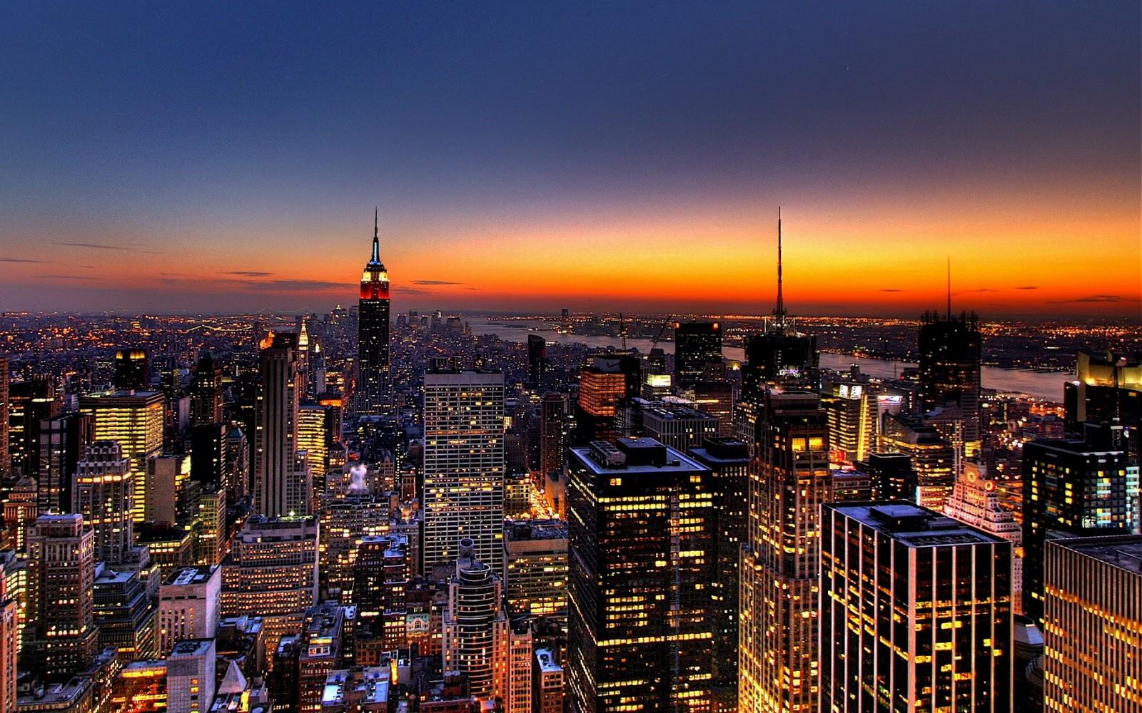 Wallpapers Club new york city wallpaper widescreen 1600x1000