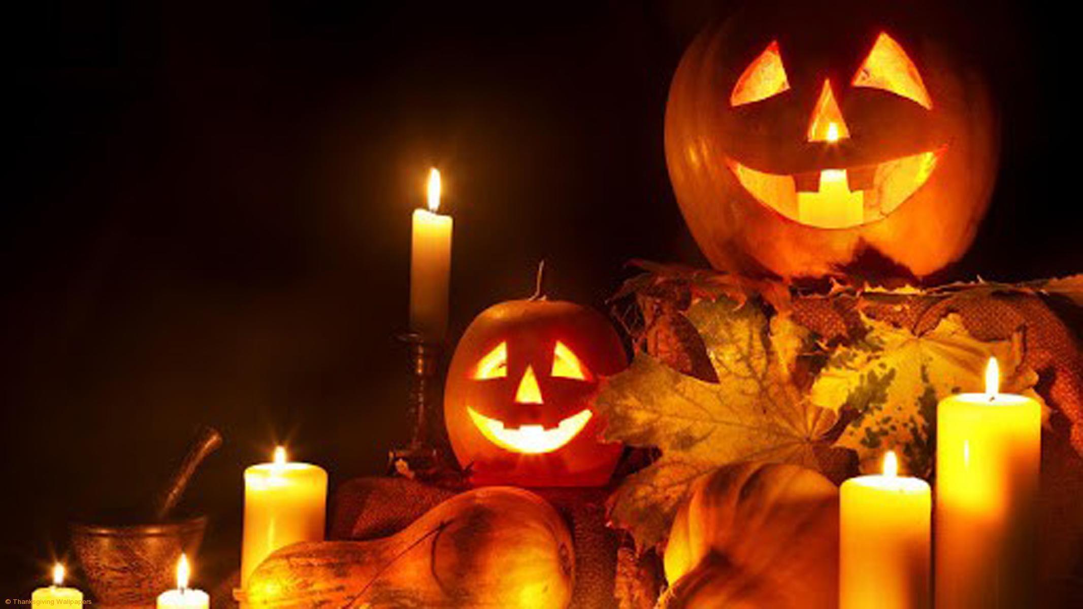 Как праздновать Хэллоуин Традиции и гадания