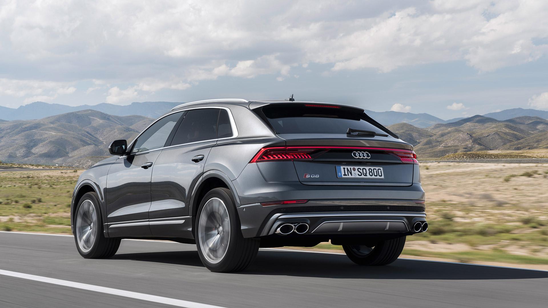 2020 Audi SQ8 Wallpapers Specs Videos   4K HD   WSupercars 1920x1080