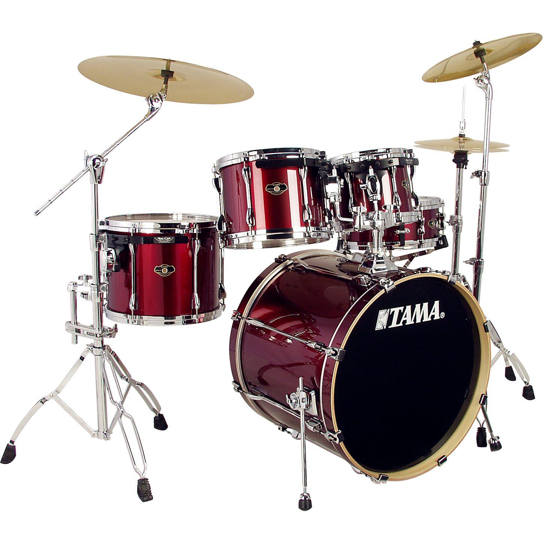 Tama Drum Set Wallpaper